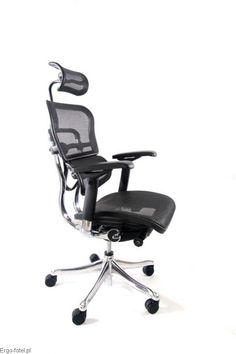 Fotel nie tylko do biura