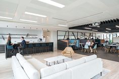 A Tour of Hedge Fund Offices in London - Officelovin'