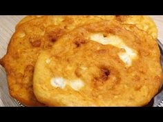 Lángos - YouTube Dinner For Two, Pizza, Bread, Youtube, Desserts, Recipes, Food, Hungary, Rezepte