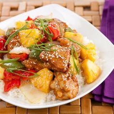 Sweet & Sour Pineapple Pork