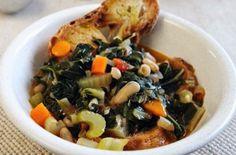 Italian cabbage and white bean stew recipe - goodtoknow