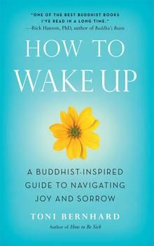 "I highly recommend both Toni's books and look forward to her book due out fall 2015.   ""How to Wake Up"" By Toni Bernhard"