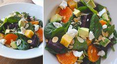 PrepKitchen Del Mar: Beet, Tangerine & Avocado Salad