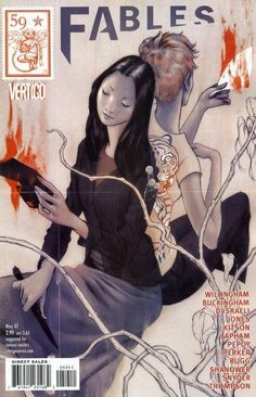 Fables Movie In The Works