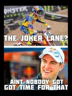 Ryan Dungey, Monster Energy Cup, Joker Lane