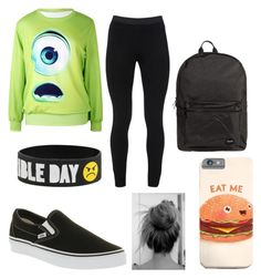 """""""Who cares?"""" by marvelteen14 ❤ liked on Polyvore featuring Peace of Cloth, Vans and Jagger"""
