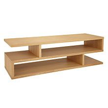"""Buy Content by Conran Balance Multipurpose Coffee Table/Television Stand for TVs up to 20"""" Online at johnlewis.com"""