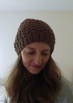 THE ELM hat / soft wool knit hat by purlknitting on Etsy