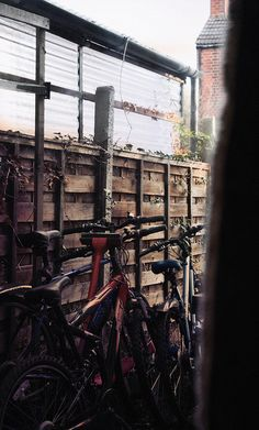 bikes, via Flickr.