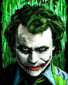 Joker® batman DC comics The beast Joker Comic, Joker Batman, Batman Joker Wallpaper, Joker Iphone Wallpaper, Heath Ledger Joker, Batman Comic Art, K Wallpaper, Joker Wallpapers, Joker Cartoon