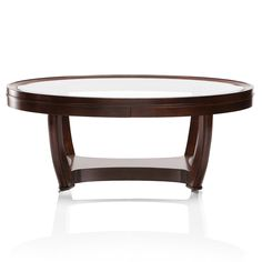 Idea for living: GRAMERCY PARK OVAL COFFEE TABLE. Nearest style to your existing side table. Max Sparrow is a crowd funded offshoot of Coco republic