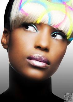 8 #Marvelous #Makeup Tips for Dark Skin ... →  Makeup #Colored