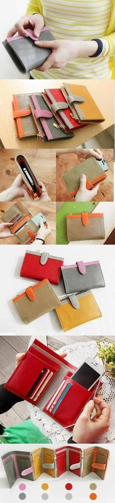 Quality Versatile Cell Phone Wallet