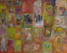 "Saatchi Art Artist Shalev Mann; Painting, ""environments"" #art"