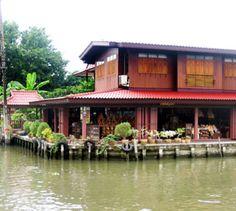 Pandan Tour Co., Ltd. - Charoen Krung Road, Bang Kho Laem, Bangkok, Thailand.