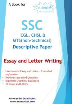 essay and letter writing in hindi