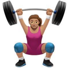 weight lifter 3 _WOMAN