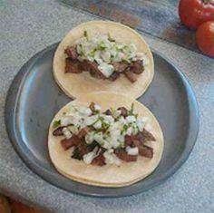 Authentic Carne Asada Street Tacos