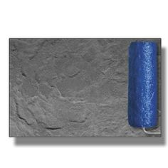 Bluestone Texture Roller Sleeve For Concrete, 9 Inch   Bluestone Texture  Patternu2026