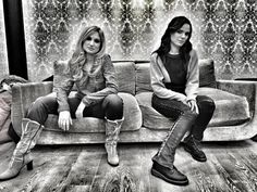 Diane Dassigny & Melissa Mars @ Moscou © Solal #blackandwhite #photography