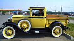 1931 Ford Model A Pickup Historic Vehicle