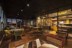 Blondie Burger by Studio Yaron Tal, Tel Aviv – Israel » Retail Design Blog