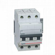 Disjunctoare modulare DISJUNCTOR RX3 3P 10A C 4.5kA 419706 LEG.419706