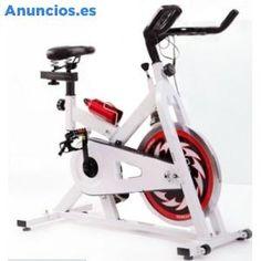 Bicicleta De Spinning Fh Roja - Ciclismo en Barcelona.
