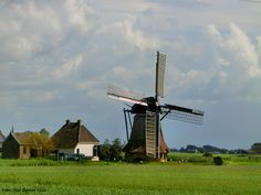 Terp (mound), Achlum, Friesland (NL)