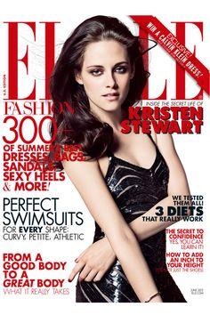 Kristen Stewart / Elle Magazine
