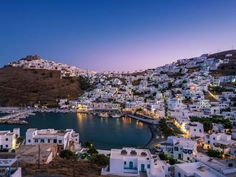 Astypalaia is a truly picturesque Greek island, that lies exactly where the Dodecanese meets the Cyclades, in the southeastern Aegean Sea. It's an island Best Greek Islands, Greek Island Hopping, 10 Interesting Facts, Greece Travel, Greece Trip, Luxury Villa, Backpacking, Mansions, House Styles