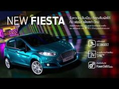 The New Ford Fiesta ad by Xponja