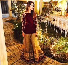 Shadi Dresses, Pakistani Formal Dresses, Pakistani Wedding Outfits, Pakistani Dress Design, Stylish Dress Designs, Stylish Dresses, Nice Dresses, Wedding Dresses For Girls, Designer Wedding Dresses