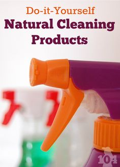 Are you ready for my secret DIY natural cleaning products? Being an obsessive person, I had to do blind testing on them all to figure out which worked the best.