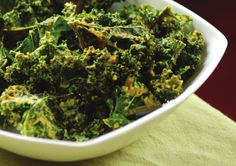 Meals That Heal Inflammation  Recipe at Prevention.com for Kale Chips.