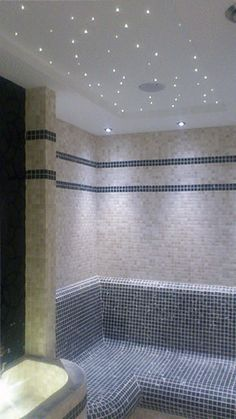 luxury steam room designs - Google Search