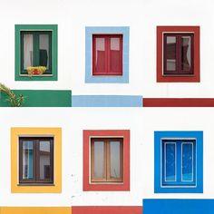 Windows of the World - Aldeia da Luz Portugal | Check out the book! Link in Bio