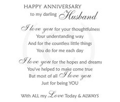 Romantic Wedding Anniversary Wishes for Husband : Anniversary wishes poems for husband. anniversary wishes for husband sms,anniversary wishes funny,marriage anniversary wishes,Wedding anniversary wishes for husband Anniversary Card Sayings, Anniversary Message For Husband, Happy Anniversary Messages, Anniversary Quotes For Husband, Wedding Anniversary Message, Birthday Message For Husband, Husband Quotes, Anniversary Ideas, Anniversary Scrapbook