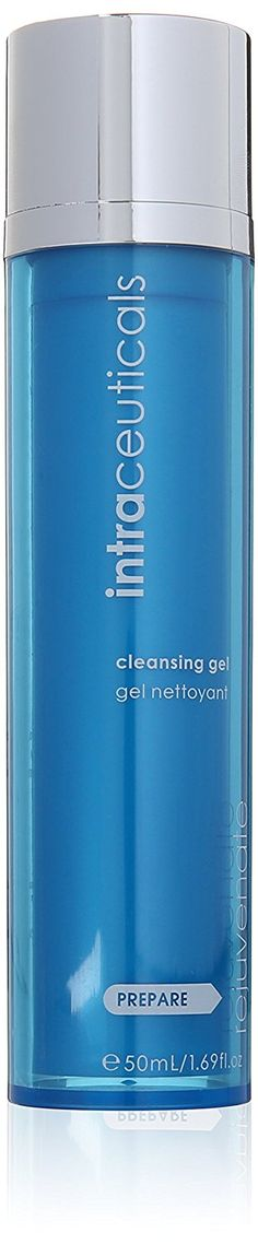 Intraceuticals Rejuvenate Cleansing Gel, 1.69 Fluid Ounce >>> Want additional info? Click on the image.