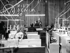 We love this business. They have a clear mission and support their community. A great role model. Hiut Denim, made in Cardigan UK Great Websites, Our Town, Ethical Clothing, Cool Fonts, Denim, Jeans, How To Make, Editorial, Community
