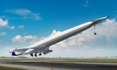 Powered by liquid hydrogen, the Reaction Engines A2 hypersonic airliner (seen below) is designed to fly at more than 4,000 mph.  Read more at http://www.darkroastedblend.com/2013/04/futuristic-aircraft-update.html#M407zkoXiafl01RT.99