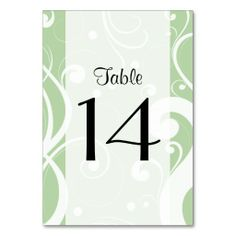 >>>Low Price          Table Numbers Trendy Chic Swirls Green White Table Cards           Table Numbers Trendy Chic Swirls Green White Table Cards online after you search a lot for where to buyDeals          Table Numbers Trendy Chic Swirls Green White Table Cards lowest price Fast Shipping ...Cleck Hot Deals >>> http://www.zazzle.com/table_numbers_trendy_chic_swirls_green_white_table_card-256202847046000153?rf=238627982471231924&zbar=1&tc=terrest