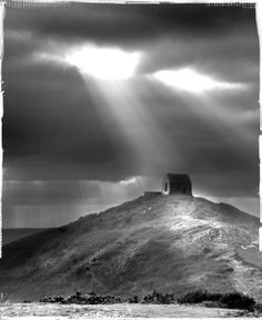 The monk's chapel on Rame Head