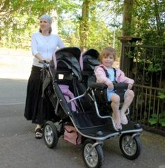 T3 Triple Pushchair / Buggy with Toddler seat