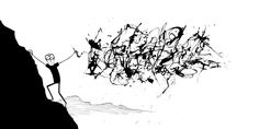 Jackson Pollock according Fausto Gilberti