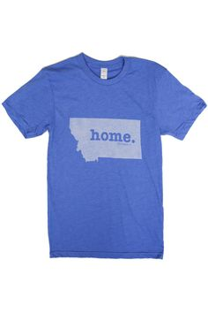 dear santa with matching tote bag  :)  The Home. T - Montana Home T, $28.00 (http://www.thehomet.com/montana-home-t-shirt/)