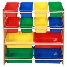 Early Childhood Resources 12 Bin Storage Organizer | Early Childhood, Buy  Toys And Student Centered Resources