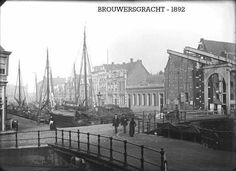 Amsterdam, Brouwersgracht 1892