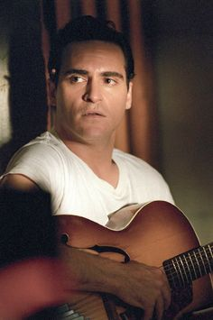 I'm a little bit in love with Joaquin Phoenix! Especially in Walk the Line.
