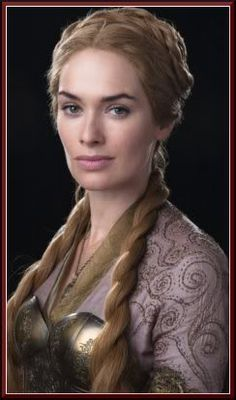 Cersei Baratheon née Lannister  Status: Alive Last seen at King's Landing in the Red Keep as her brother and lover, Jaime Lannister returns. S03E10  Titles: Queen Regent of the Seven Kingdoms  Spouse: King Robert Baratheon (deceased)  Betrothed to: Loras Tyrell     Allegiance: House Lannister; The Seven Kingdoms  Portrayed by: Lena Headey